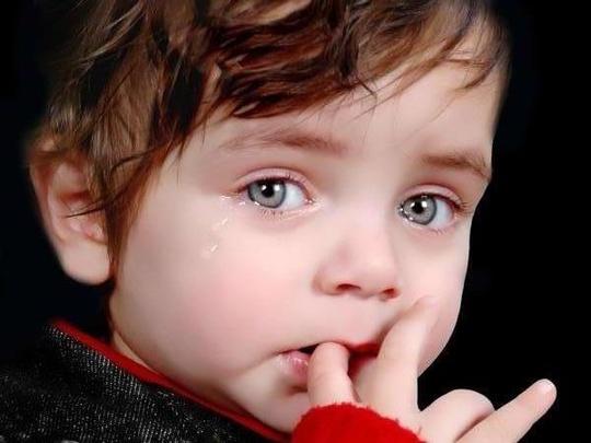 طفلة جميله